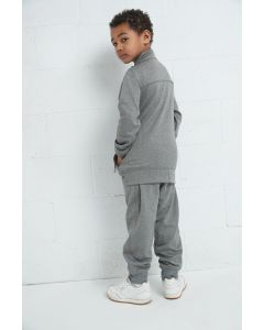 Kids fleece jacket with zipper