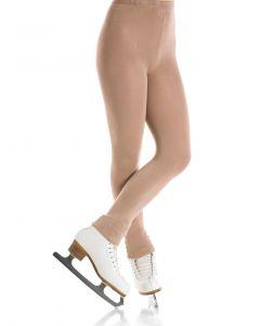 Footless Natural satiny tights