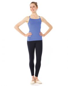Dance camisole with racer back