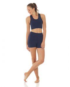 Matrix wide waistband shorts