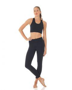 High waisted Matrix legging