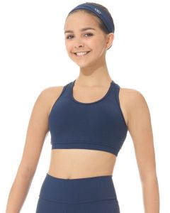 Matrix Crop Top