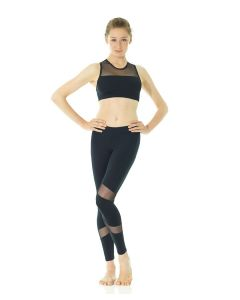 Athletica racer-back crop top