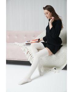 merino wool Over-the-knee socks