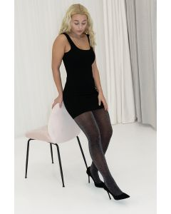 Tights with Lurex - 30 denier