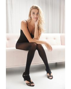 tights solid ballroom effect