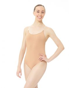 Clear straps body liner