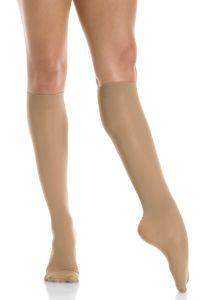 Knee-High Semi-opaque socks