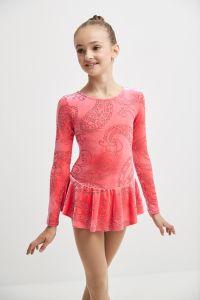 Born to Skate figure skating glitter dress