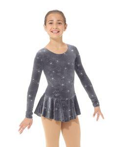 Born to Skate glitter figure skating dress