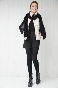 70% Merino wool tights